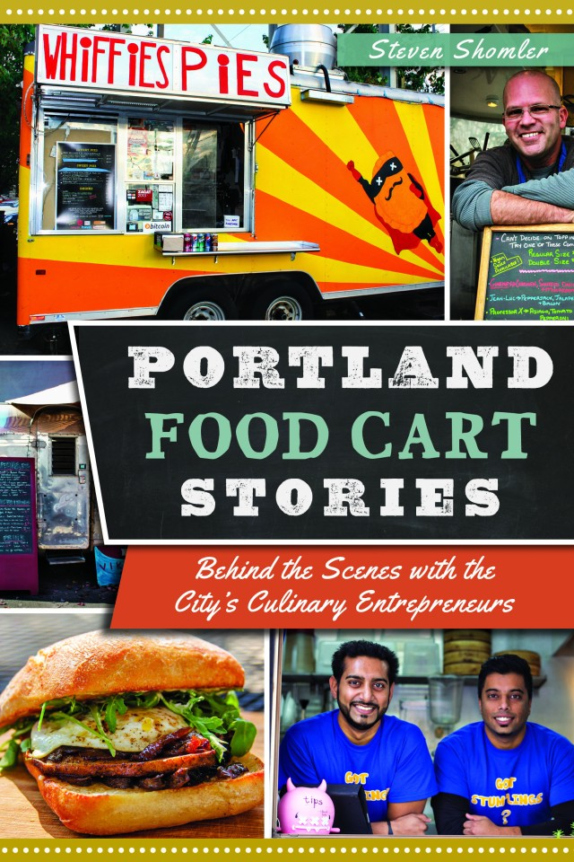 Portland Food Cart Stories