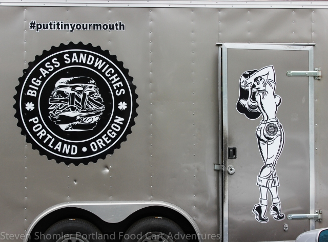 Big-Ass Sandwich Food Cart -11